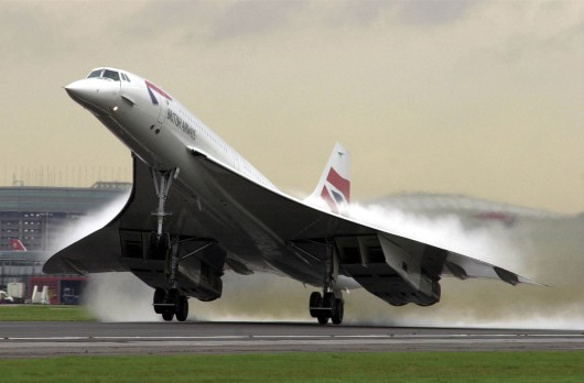 Différencier le Concorde et le Tupolev Tu-144 35