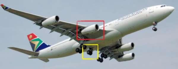 L'Airbus A340 et ses 4 versions 1