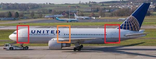 Différencier le Boeing 767 et ses versions 17