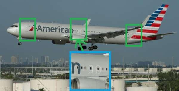 Différencier le Boeing 767 et ses versions 19
