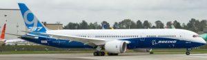 Différences entre les versions du Boeing 787 Dreamliner 7