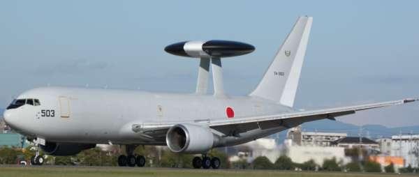 Différencier le Boeing 767 et ses versions 8