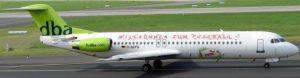 Différencier les Fokker F28, F70 et F100 1