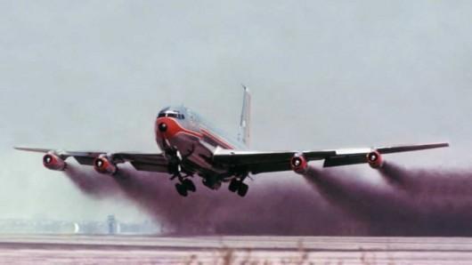 Les variantes militaires du Boeing 707 30