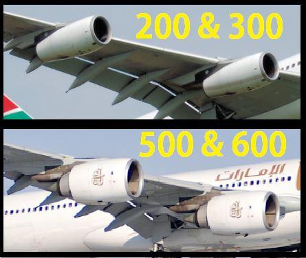 L'Airbus A340 et ses 4 versions 4