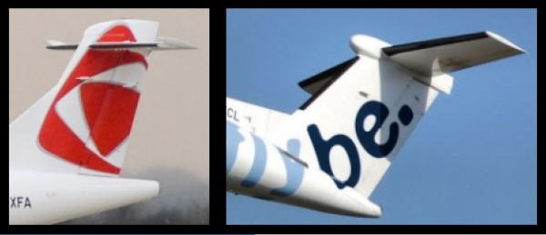 Différencier un ATR 72 d'un Dash 8 Q400 4