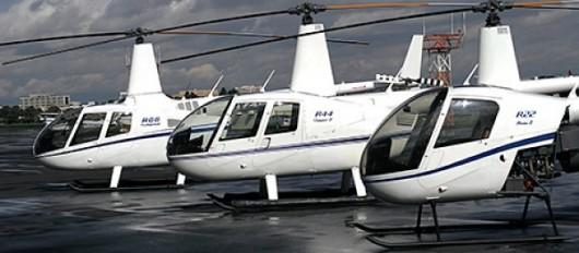 A quelle altitude volent les hélicoptères ? 4