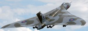 Reconnaître un Avro Vulcan 3