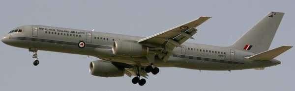 Les différentes versions du Boeing 757 6