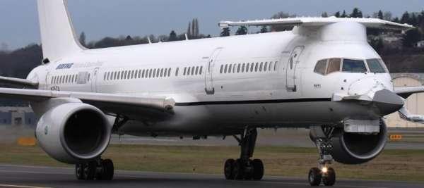 Les différentes versions du Boeing 757 5