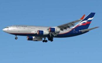 Différencier un Airbus A340 d'un Iliouchine IL-96 9