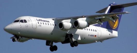 BAe146 Lufthansa