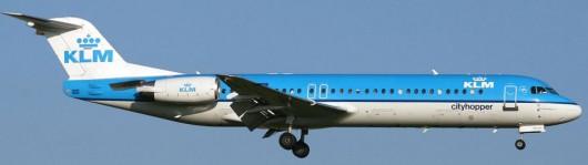 F100 KLM - Photo : Björn