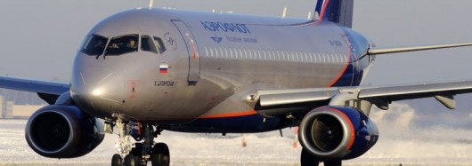 Sukhoi Superjet SSJ 100