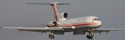 Tupolev 154 - Photo : Alan Lebeda
