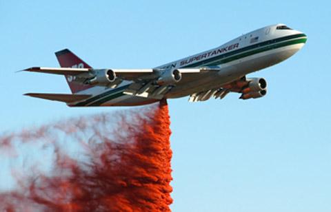 Les avions de lutte contre les incendies 22