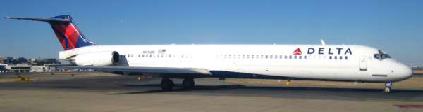 MD-80 Delta Airlines