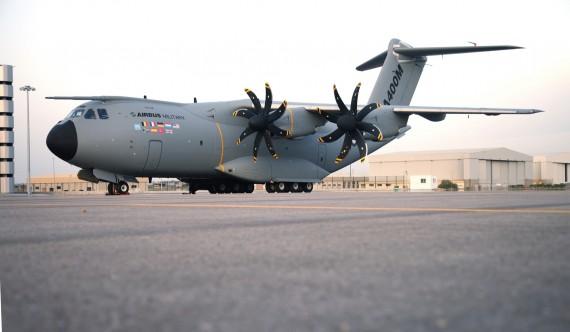 Différencier un C-130 Hercules et un A400M 14