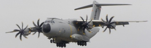 A400M - Photo : MilborneOne