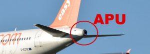 Les parties extérieures de base d'un avion 4