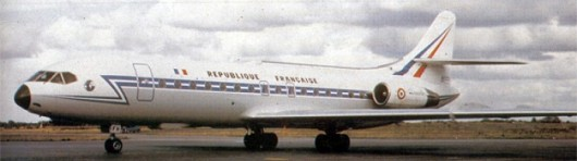 Sud-Aviation SE 210 Caravelle