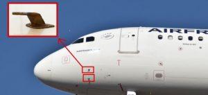 Les parties extérieures de base d'un avion 5