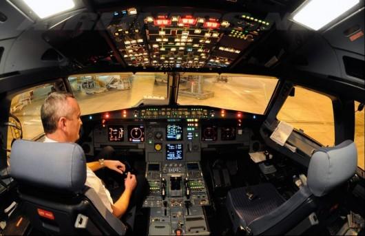 Les métiers de l'aérien : Pilote de ligne 12