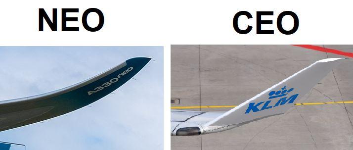 winglets 330 NEO CEO