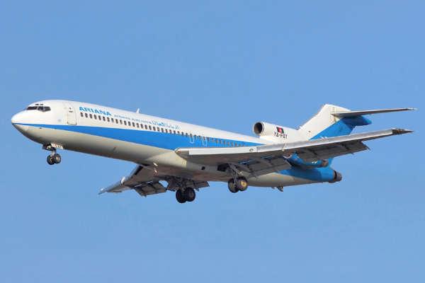 Boeing 727 triréacteur