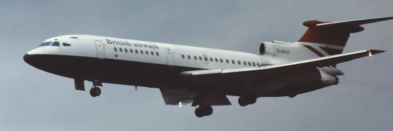 Hawker-Siddeley Trident