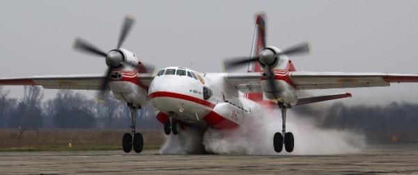 Les avions de lutte contre le feu 3