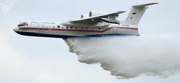 Les avions de lutte contre le feu 5