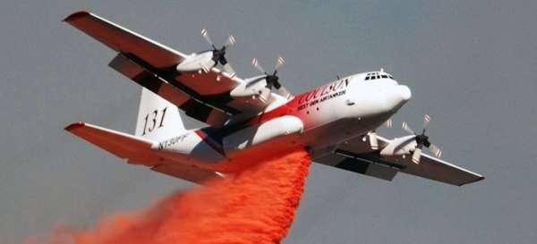 Les avions de lutte contre le feu 6