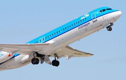 Différencier les Fokker 70/100 des CRJ 3