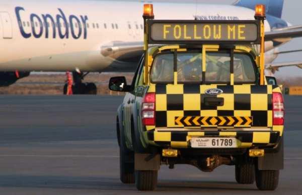 Les véhicules présents dans les aéroports 1