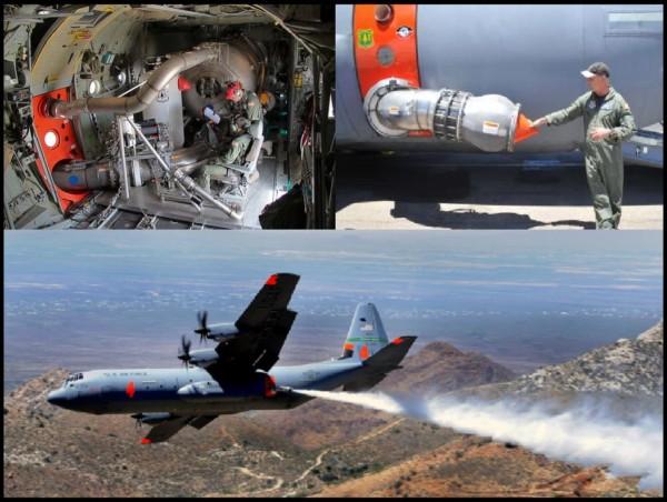 Les avions de lutte contre le feu 9