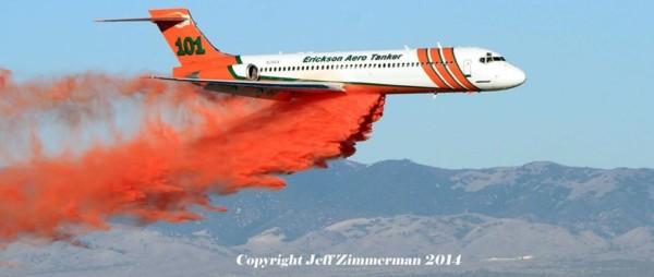 Les avions de lutte contre le feu 4