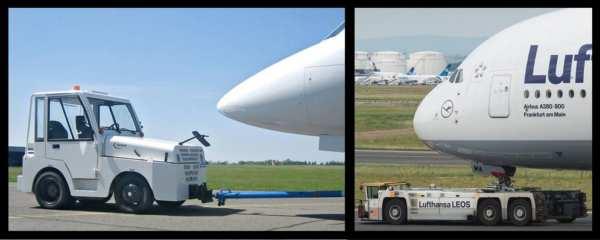 Les véhicules présents dans les aéroports 2