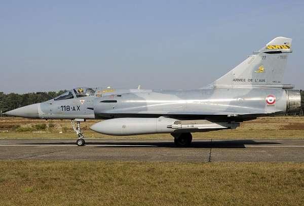 Liste des avions de chasse de l'armée française 19