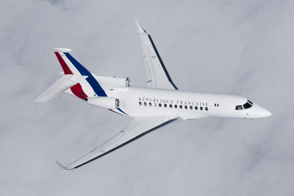 Différencier les Dassault Falcon 10 / 20 / 2000 / 900 / 50 / 7x / 8x 1