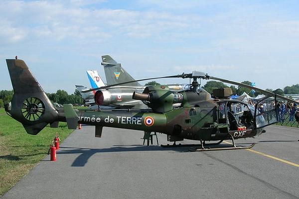 Liste des hélicoptères de l'armée française 17