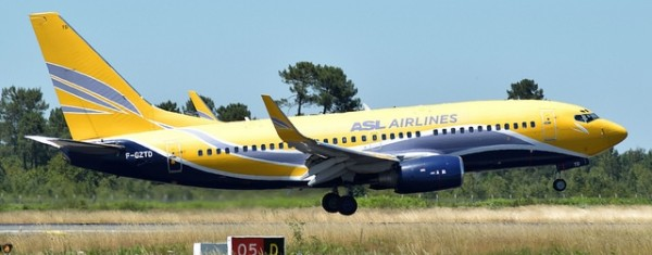 737 asl airlines