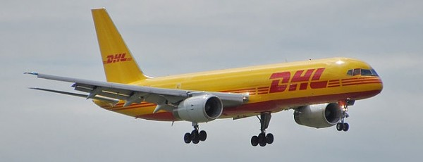 757-200 DHL