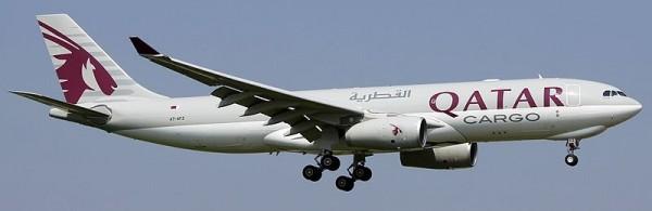 a330-F qatar cargo