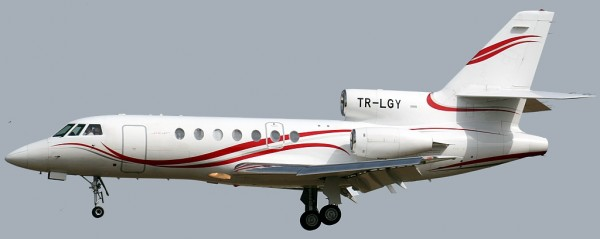 Dassault_Falcon_50_Afrijet_Business_Services_TR-LGY