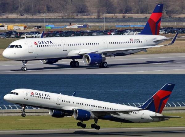 A320 et 757