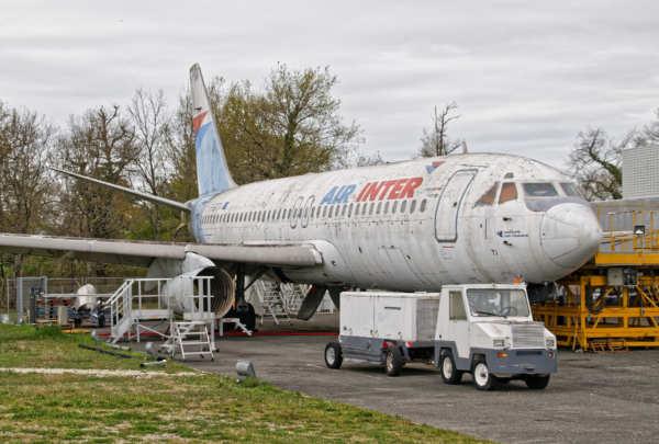 Que deviennent les anciens avions ? 22