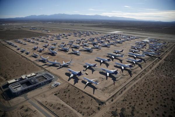 Cimetière d'avions
