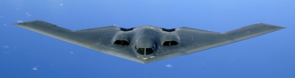 B-2 spirit en vol