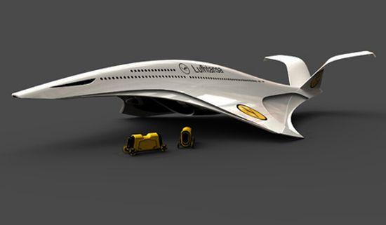 Avions du futur : A quoi ils ressembleront ? 5